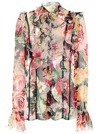 bd6e20371c1 Dolce & Gabbana® Silk Blouses − Sale: up to −60% | Stylight