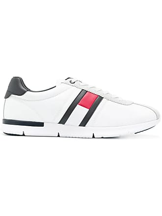 Tommy Hilfiger side band sneakers - White