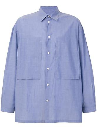 E. Tautz Camisa Lineman - Azul