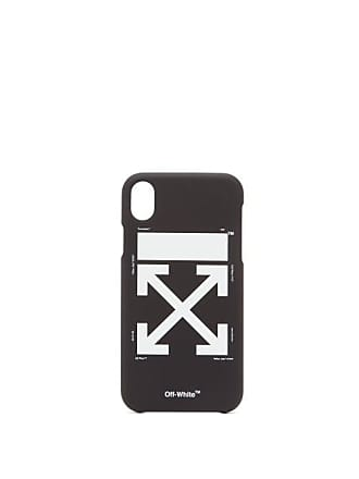 Off-white Off-white - Arrow Carryover Iphone Xr Phone Case - Mens - Black