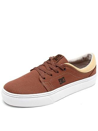 12392bae5 DC Tênis DC Shoes Dc Shoes Trase Tx Caramelo