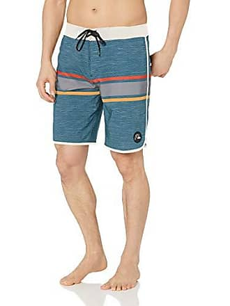9d4d2bae73 Quiksilver Mens Seasons Beachshort 20 Boardshort Swim Trunk, Stellar, 40
