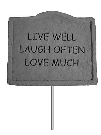 Kay Berry Live Well, Laugh Often Garden Stake - 2102