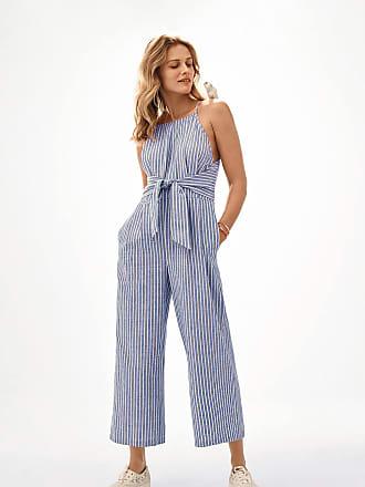 Greylin Chilmark Linen Jumpsuit