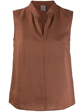 Ql2 Quelledue tunic blouse - Neutro