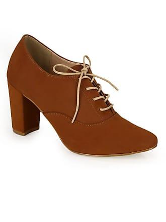 Lara Sapato Salto Oxford Lara