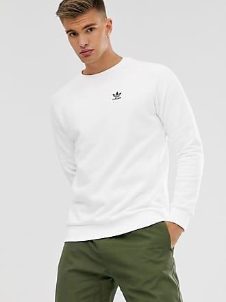 adidas Originals Sweat à capuche coupe droite Vert