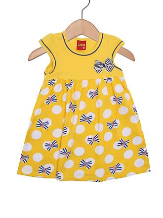 KYLY Vestido Kyly Menina Amarelo