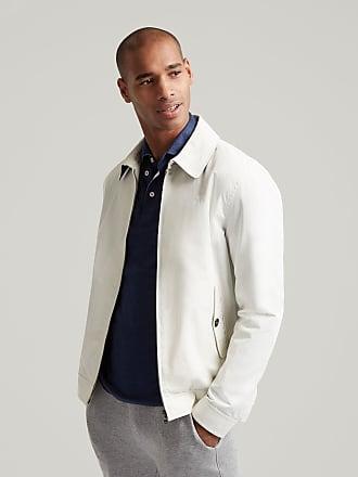 Hackett Mens Cotton Harrington Jacket | Medium | Bright Navy