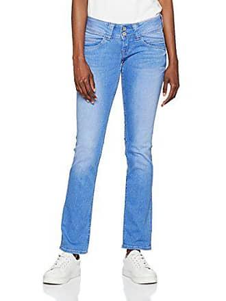 a9e2ef5f4df Pepe Jeans London Venus - Jeans Femme - Bleu (Denim-H58) - W31