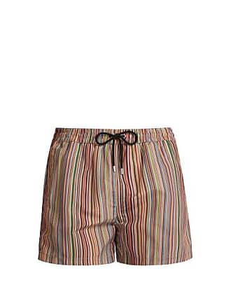 c3fbd3338a Paul Smith Signature Stripe Swim Shorts - Mens - Multi