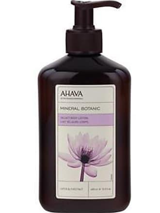 Ahava Deadsea Water Lotus Blossom & Chestnut Mineral Botanic Velvet Body Lotion 400 ml