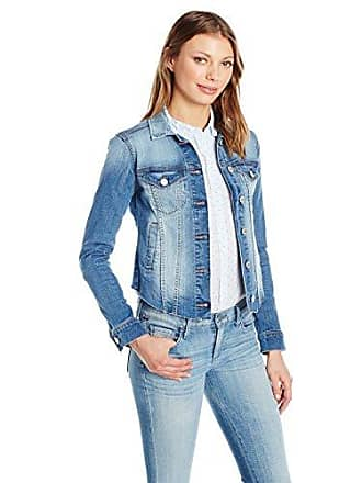 William Rast Womens Willliam Rast-Sussex Denim Jacket, Indigofield, L