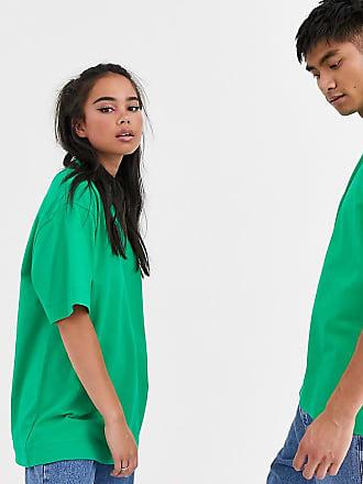 Collusion Unisex - Grünes T-Shirt