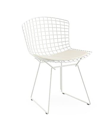 Knoll Bertoia Side Chair White