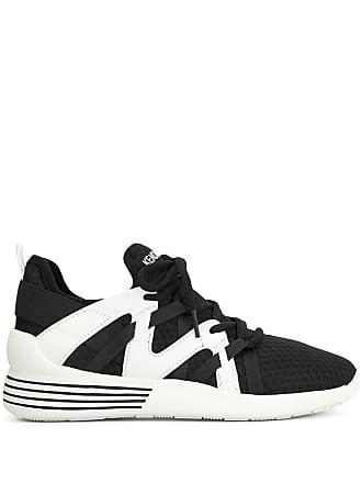 Kendall + Kylie Dane knit sneakers - Black
