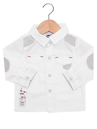 Tip Top Camisa Tip Top Recortes Branca