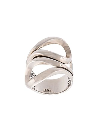 John Hardy Aslic Classic Chain Link ring - Silver