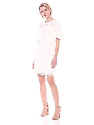da28cfebb0e Trina Turk Trina Trina Turk Womens Praise Tiered Short Sleeve Dress