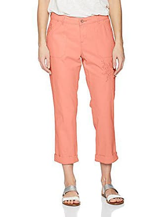 d76bdf580b1a Lee Womens Straight Fit Embroidered Bohemian Cargo Capri Pant