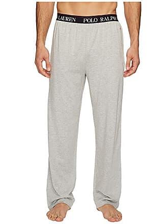 4bd1bd4cdd43 Polo Ralph Lauren Supreme Comfort Knit PJ Pants (Andover Heather Red Pony  Player)