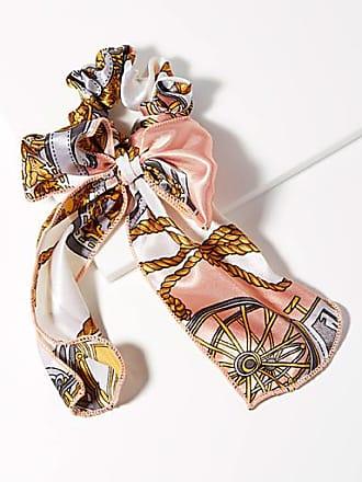 Simons Artistic buckle scrunchie