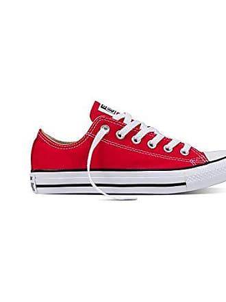 cheap for discount 11a6e 304e6 Converse Chuck Taylor All Star Ox, Zapatillas de Tela Unisex Adulto, Rojo  (Tango