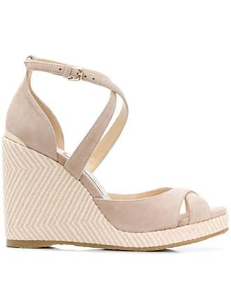 Jimmy Choo London Alanah 105 sandals - Pink