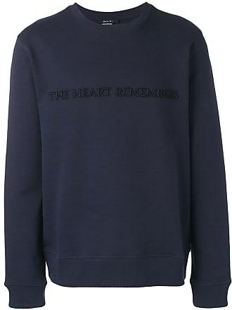 Qasimi The Heart Remembers sweater - Blue