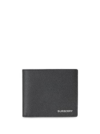007bc782d8643 Burberry Faltbares Portemonnaie - Schwarz