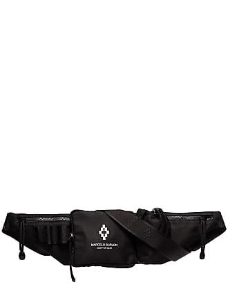 Marcelo Burlon logo-print belt bag - Preto