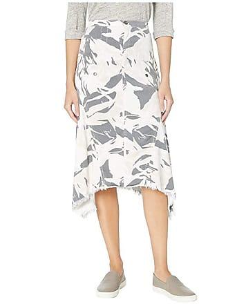 Xcvi Countryside Skirt in Aloe Twill (Promenade) Womens Skirt