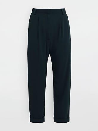 Maison Margiela Mm6 By Maison Margiela Casual Pants Black Polyester
