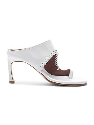 Reike Nen Asymmetry Turnover Heel in White