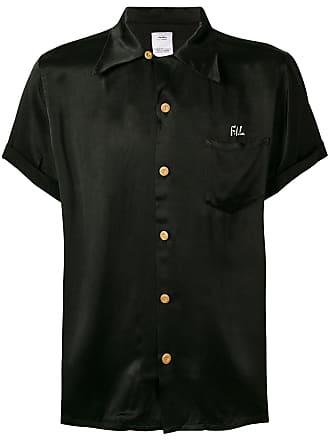 Visvim Camisa com bolso - Preto