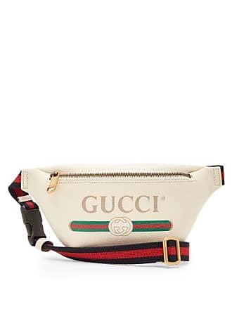 843bf94eb76 Gucci Vintage Logo Cross Body Bag - Mens - White
