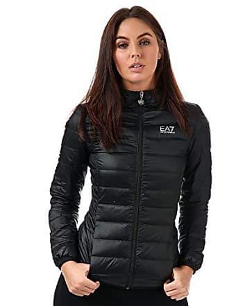 Emporio Armani EA7 Pack Away Lightweight Jacket Medium BLACK fc3c636d8f