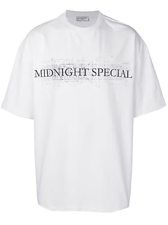 Ih Nom Uh Nit Midnight Special print T-shirt - White