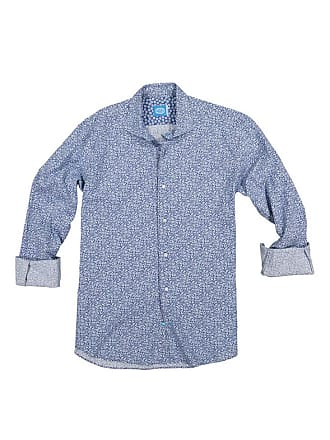 Panareha CANGGU floral shirt blue