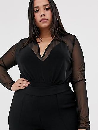 Vêtements Boohoo Plus Femmes en Noir | Stylight