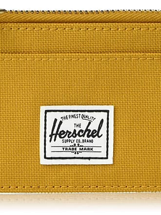 Herschel Herschel Mens Oscar Card Case Wallet, Buckthorn Brown, One Size