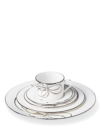 Kate Spade New York Belle Boulevard Five-piece Place Setting, Ivory