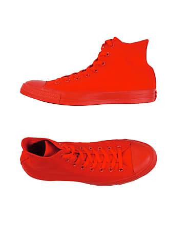Chaussures Hommes en Rouge par Converse   Stylight f5c8e508b3db