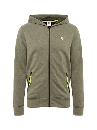674fb2e12c1664 Jack   Jones Sweatjacke JCOMART SWEAT ZIP MIX PACK oliv