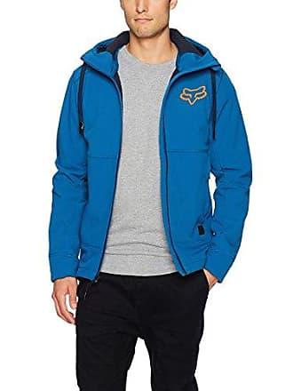 Fox Mens Pit Jacket, Dusty Blue, Medium