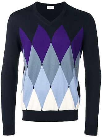 Ballantyne Suéter de tricô - Azul