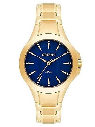 Orient Relógio Feminino Orient Analógico Fgss0084 D1kx - Dourado