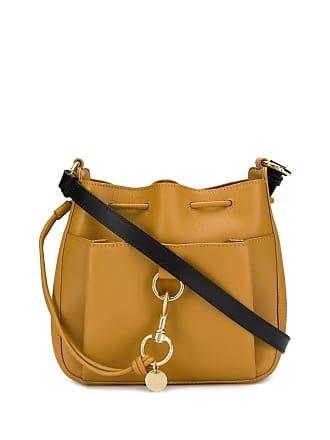 See By Chloé Tony bucket tote - Amarelo
