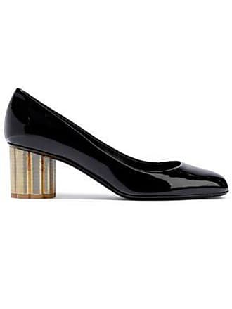 21c6db02658 Salvatore Ferragamo Salvatore Ferragamo Woman Patent-leather Pumps Black  Size 6