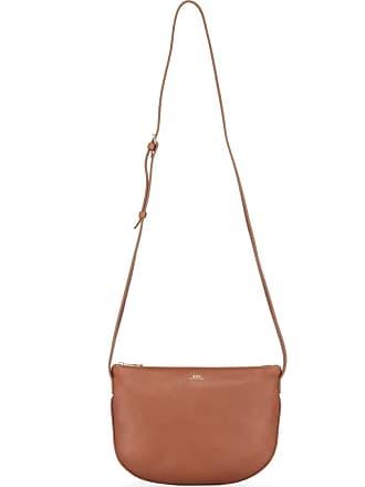 A.P.C. Maelys Bag - Nut Brown